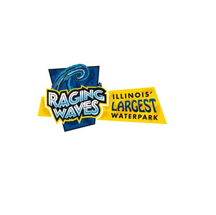 Illinois' Largest Waterpark - Raging Waves - Announces New Waterslide Opening