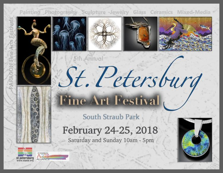 5th Annual St. Petersburg Fine Art Festival