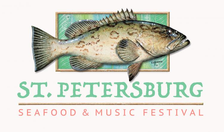 2nd Annual St. Petersburg Seafood & Music Festival