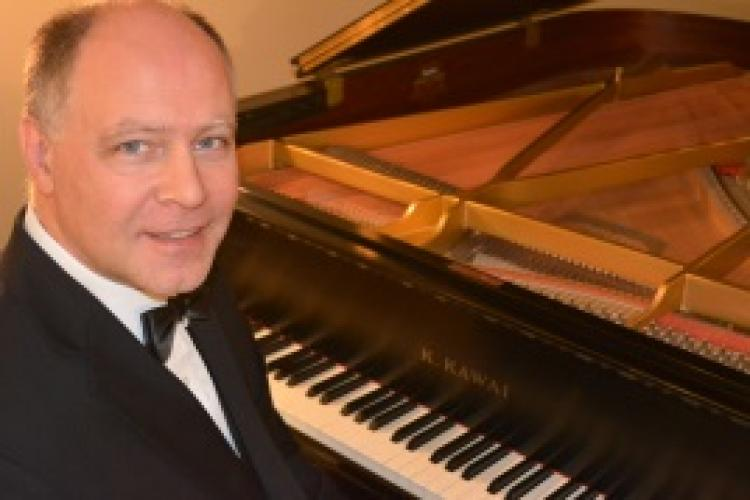 Ragtime Concert with Pianist Peter Bergin