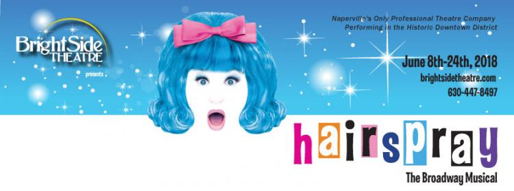 BrightSide Theatre presents HAIRSPRAY