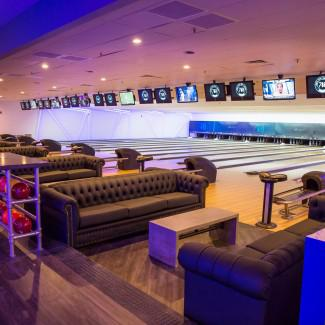 All You Can Bowl $7 Every Tues. & Thurs. Regular Lanes at 710 Bowling