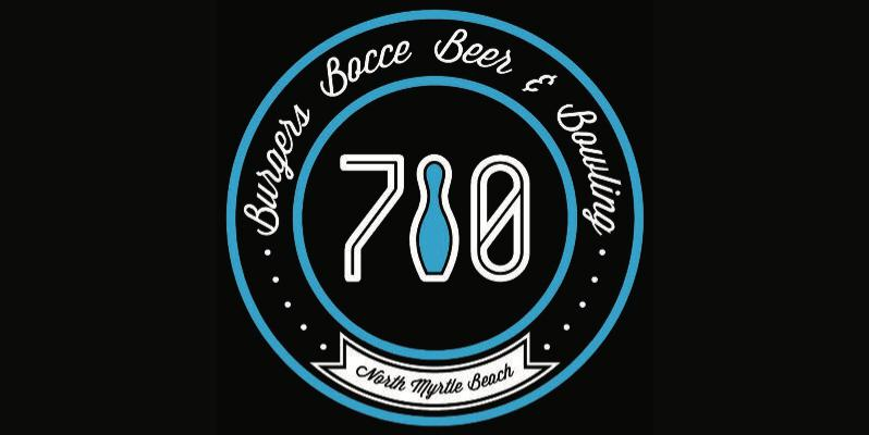 Find Out What's Going On at 710 Burgers, Bocce, Beer & Bowling