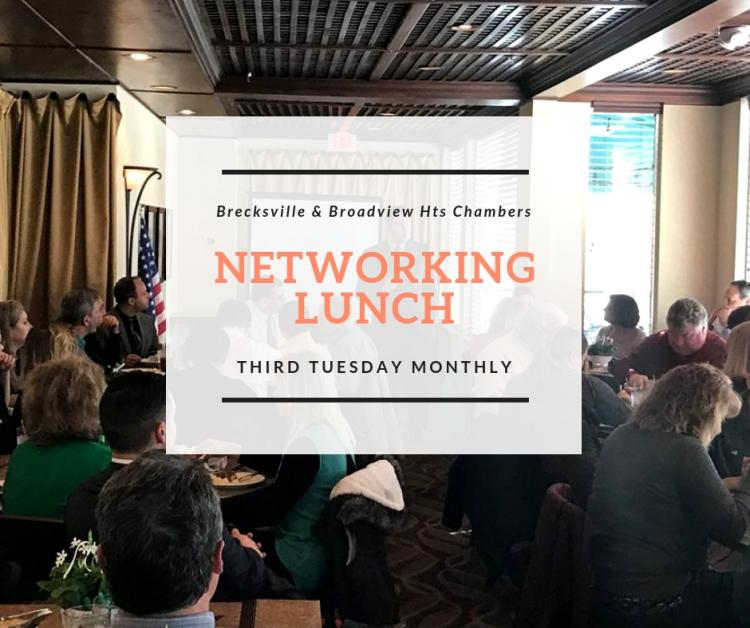 April Networking Lunch