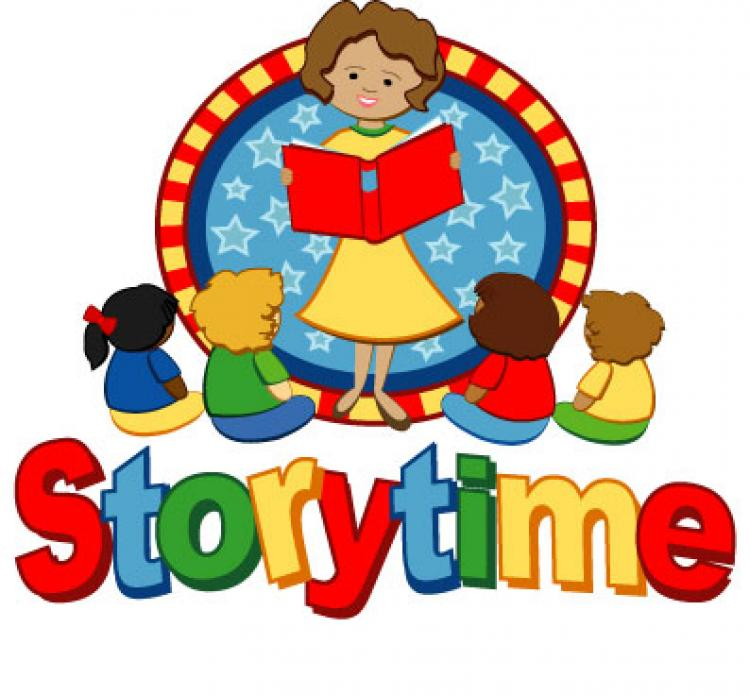 Storytime 2's and 3's