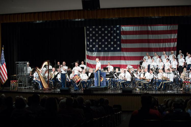 US Army Field Band Concert