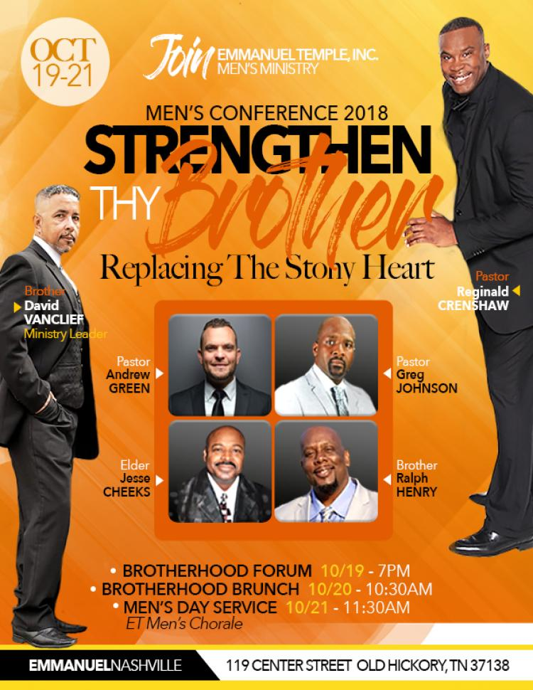 Strengthen Thy Brother Conference