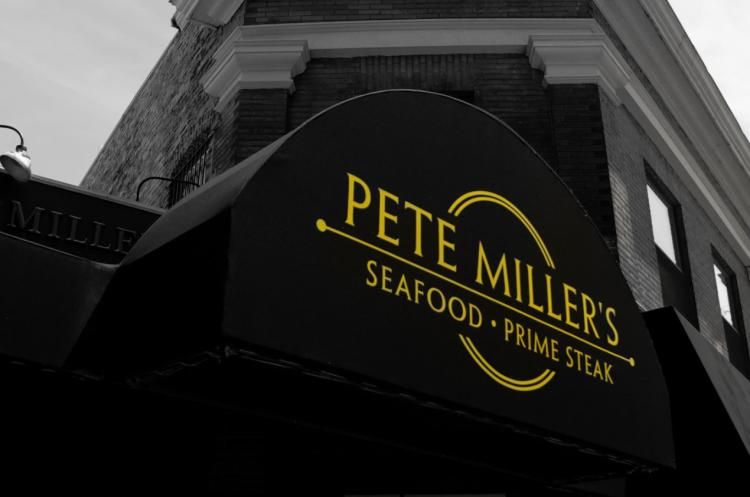 PETE MILLER'S STEAK AND SEAFOOD EVANSTON LAYS FOUNDATION FOR NEW ERA OF DINING