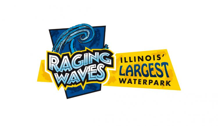 Illinois' Largest Waterpark - Raging Waves - Now Open