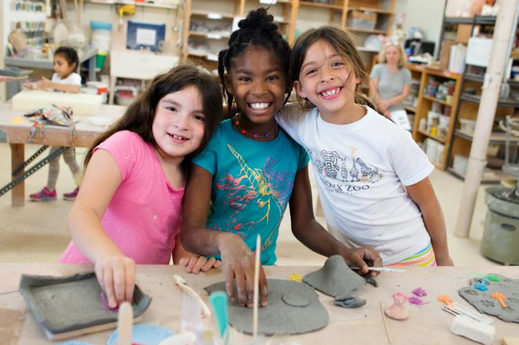 Clay Art Center's Saturday Drop-In Clay Class