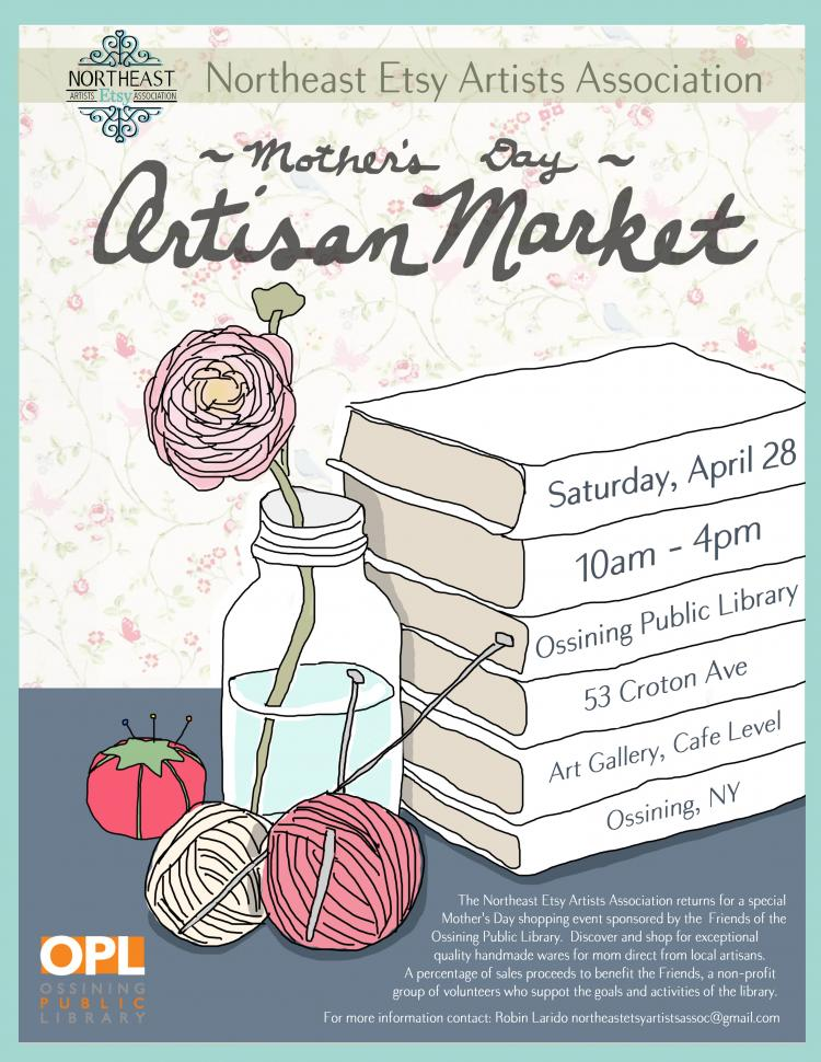 Mother's Day Artisan Market