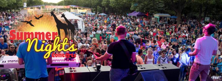 Brookfield Zoo's Summer Nights Concerts