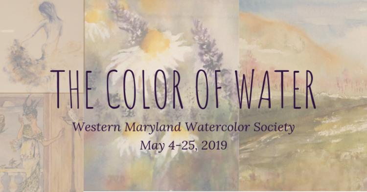 The Color of Water: Western Maryland Watercolor Society Exhibition