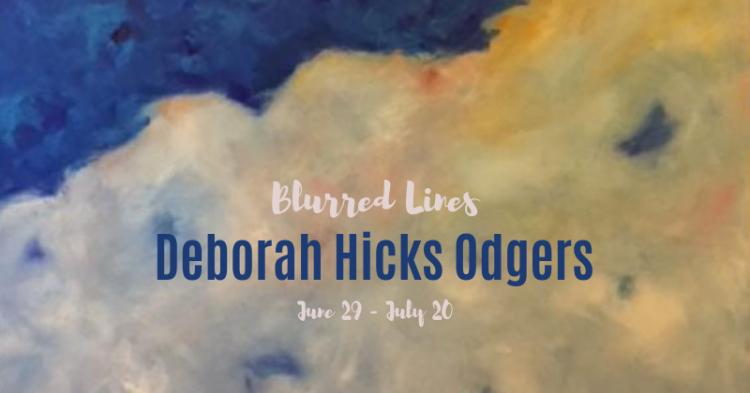 Blurred Lines: Deborah Hicks Odgers