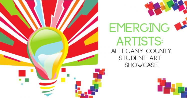 Emerging Artists: Allegany County Student Art Showcase