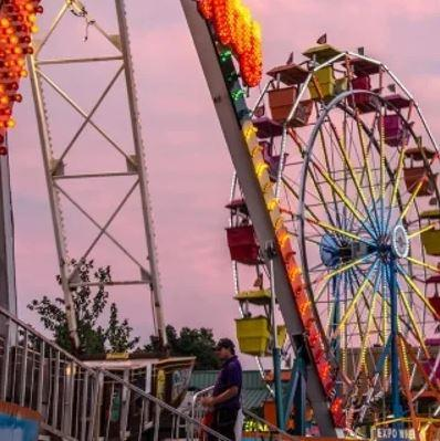 Peachtree Rides Carnival open at Town Center at Cobb