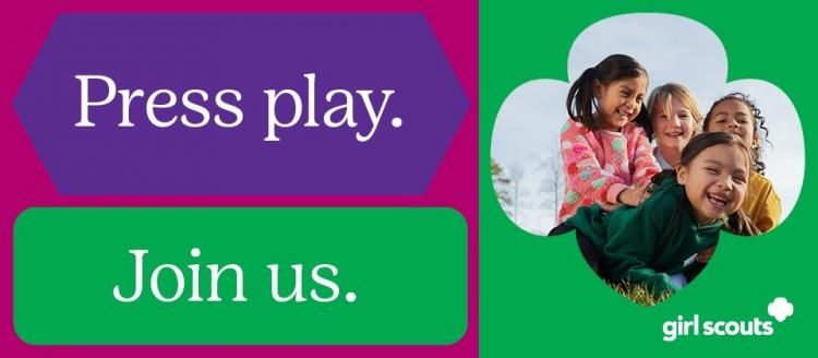 Girl Scout Virtual Open House for New Families