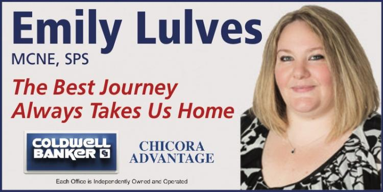 Need to Buy/Sell your home? Call Emily Lulves, Coldwell Banker Chicora Advantage