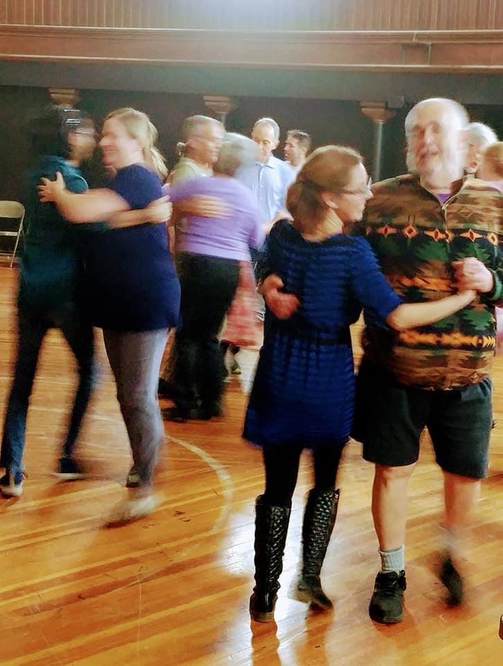 Contra Dance at SouthSide (Providence RI) 3rd Friday!