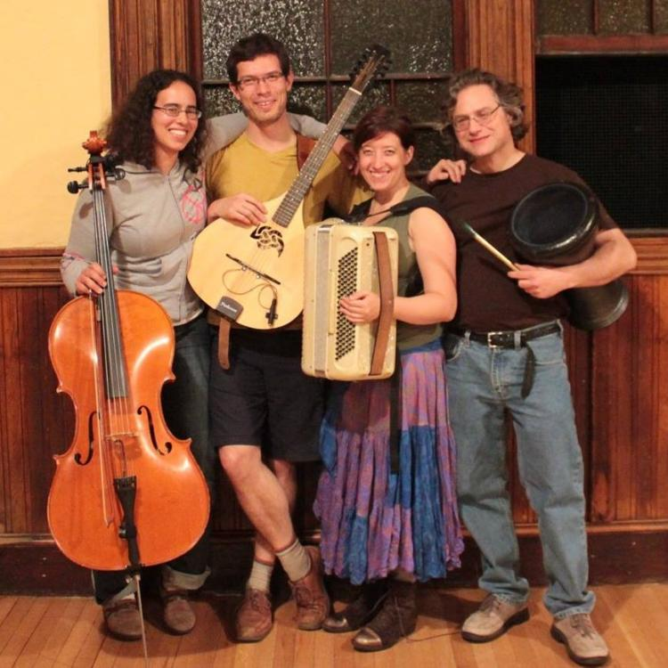 Mystic Contra Dance The Pie Dance! (Groton CT) Sat. 01/25/2020!
