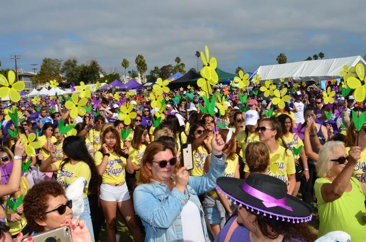The Walk to End Alzheimer's - San Diego 2019