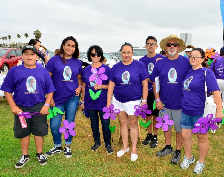 The Walk to End Alzheimer's - North County 2019