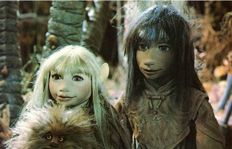Jim Henson's The Dark Crystal: World of Myth and Magic exhibit at the Center