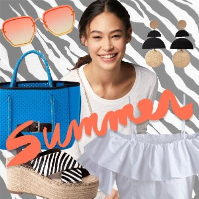 Get Summer Ready at Williamsburg Premium Outlets
