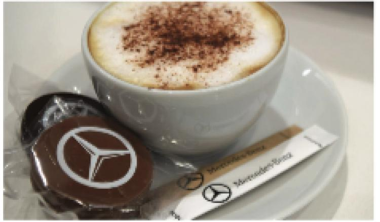 MERCEDES-BENZ CARS AND CAPPUCCINOS!