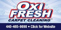 MAY IS CARPET CLEANING MONTH!