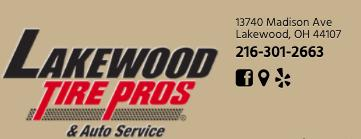 Lakewood Tire Pros & Auto Service Is Open For Business during this Lockdown!