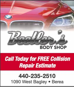 Beetler's Auto Body is OPEN for all your auto body work!