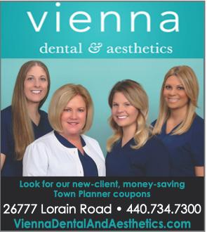 Vienna Dental & Aesthecics Is Open For All Your Dental Needs. LOOK FOR MONEY SAV