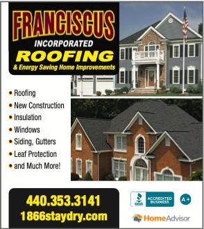 Franciscus Roofing FREE $200.00 GIFT CARD OPPORTUNITY!