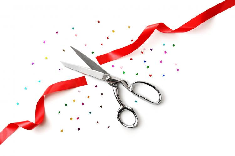 THE MAX Challenge of Ramsey - Ribbon Cutting