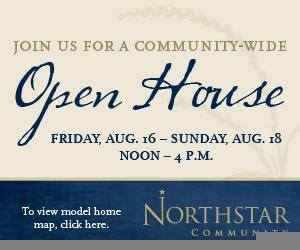 Community-Wide Open House: August
