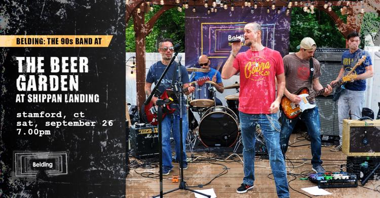 Belding: The 90s Band at The Beer Garden