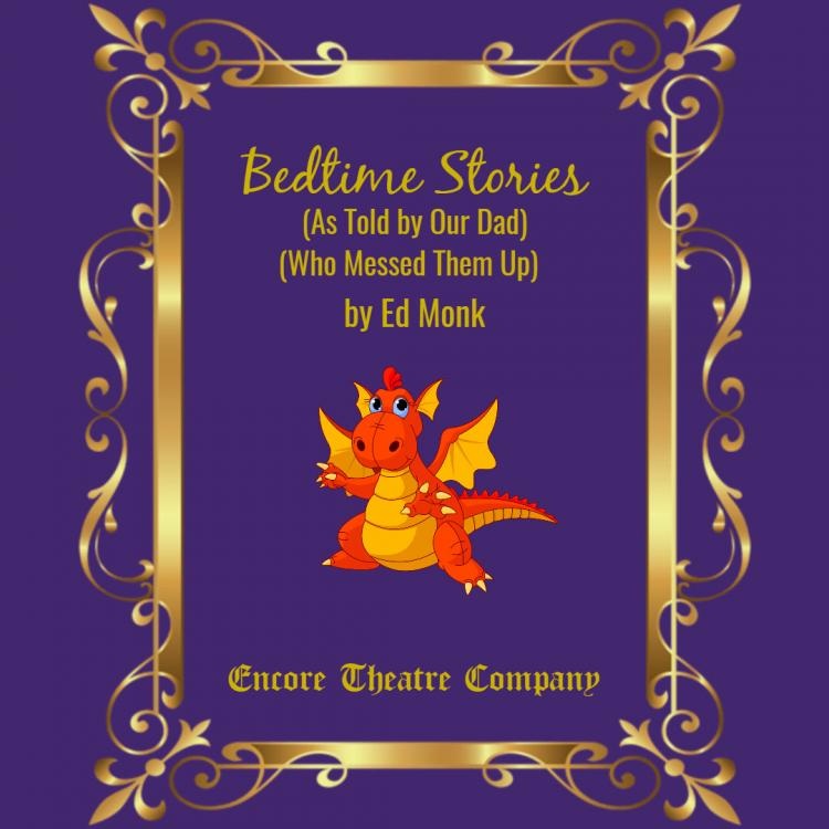 Auditions - Bedtime Stories (As Told by Our Dad) (Who Messed Them Up) by Ed Monk