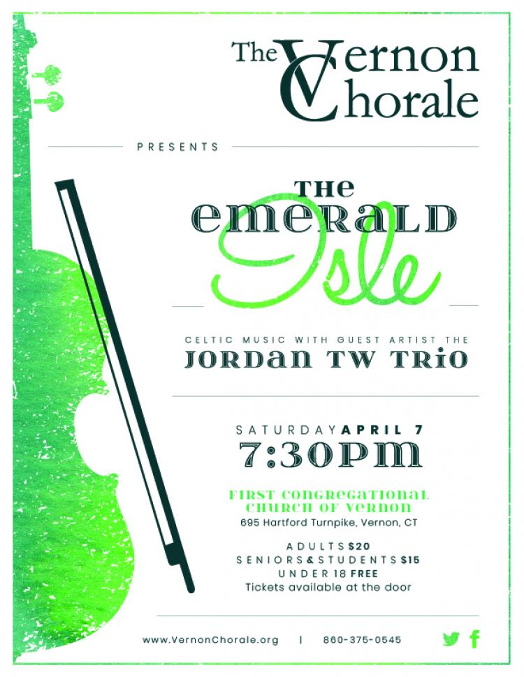 The Emerald Isle: A Celtic Choral Concert