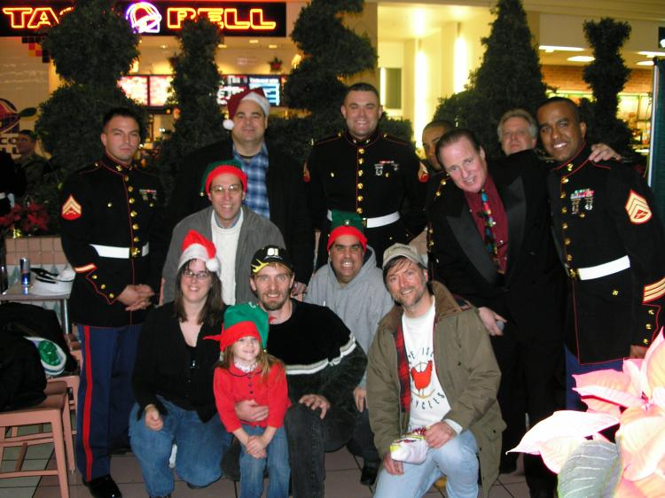 TOYS FOR TOTS & TEENS WITH JAYCEES