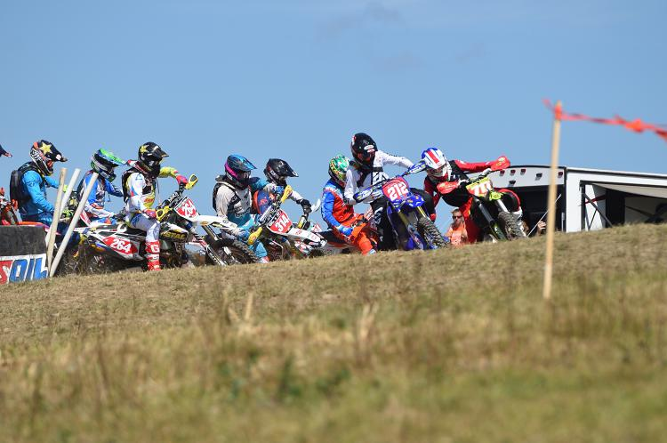 Mason-Dixon GNCC Off-Road Motorcycle and ATV Race