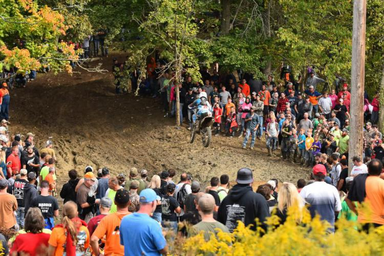 Powerline Park GNCC Off-Road Motorcycle and ATV Race