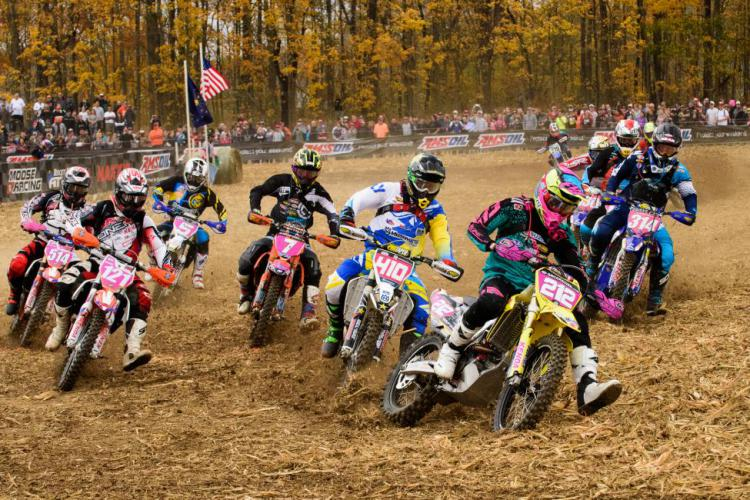 Ironman GNCC Off-Road Motorcycle and ATV Race