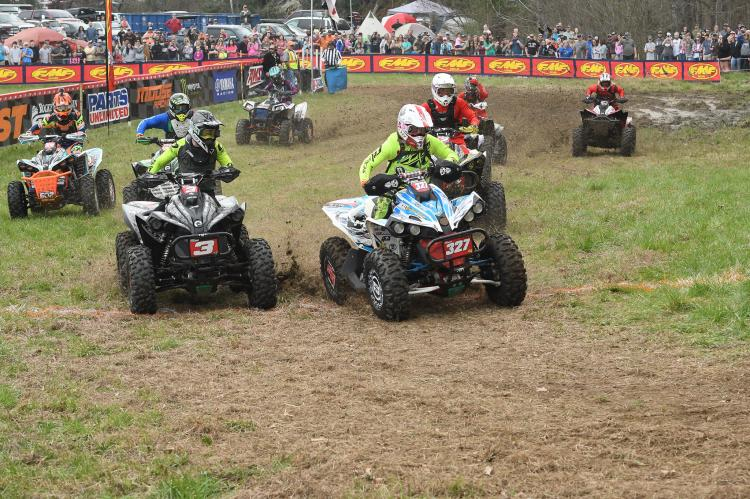 Steele Creek GNCC Off-Road Motorcycle and ATV Race