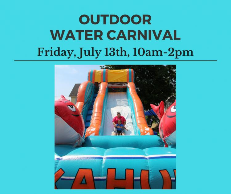 Outdoor Water Carnival at Imagine Nation