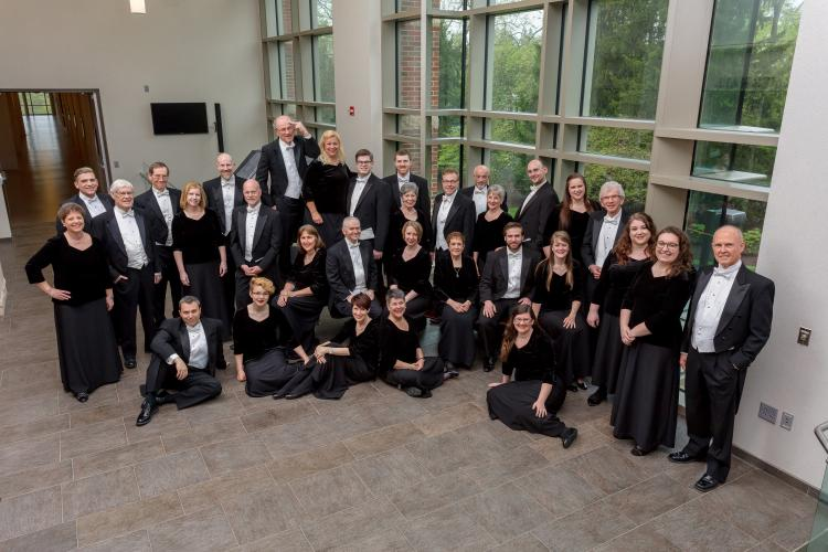 Susquehanna Chorale Spring Concert