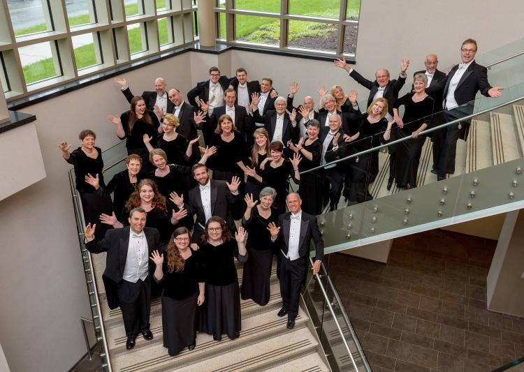 Susquehanna Chorale to Perform at Mt. Gretna