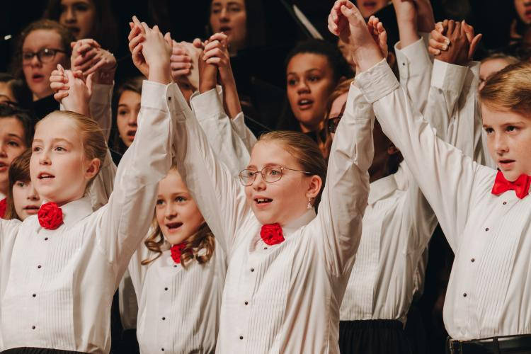 Susquehanna Chorale Youth Choral Festival