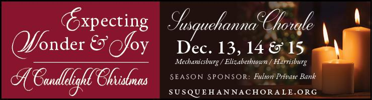 Susquehanna Chorale Candlelight Christmas Concert
