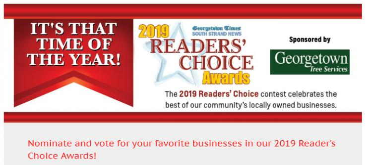 Vote Incredible Edible Bakery as South Strands 2019 Readers Choice